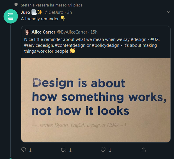 (legal) design is how something works. And other things  beh